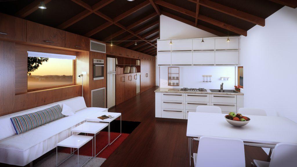 Custom 3D Interior