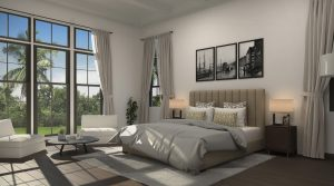 Cozy Interior 3D Renderings